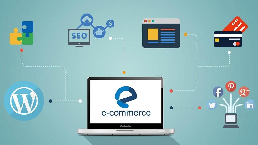 Why e commerce web design is essential vision solutions for E commerce websites