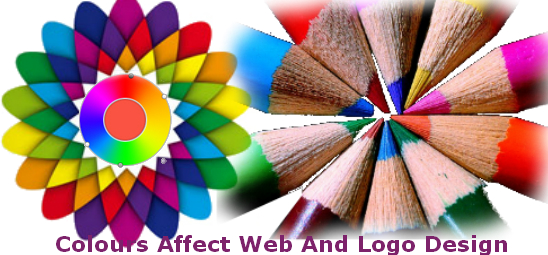 Colours Affect Web And Logo Design